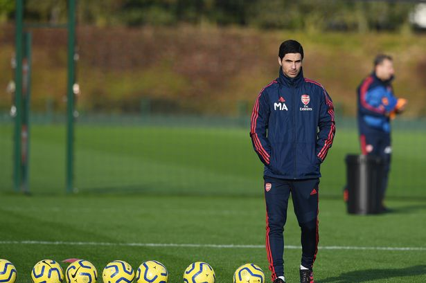 The two members of Mikel Arteta's coaching team at Arsenal ahead ...