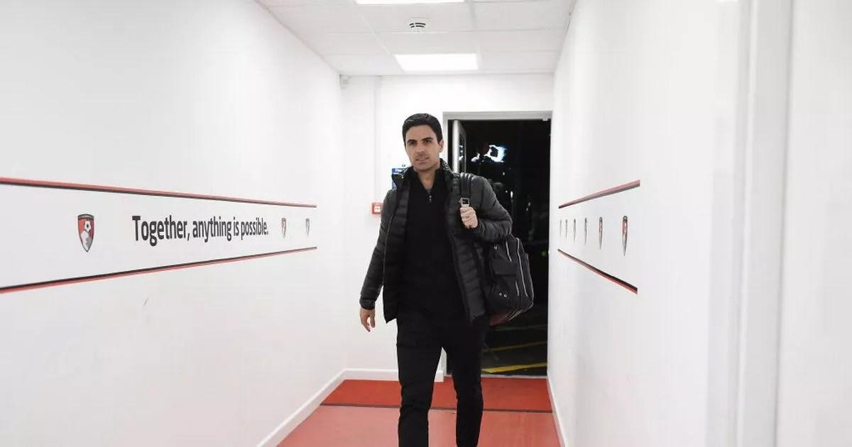 Arsenal live press conference: Mikel Arteta in Bournemouth, Shkodran Mustafi and Pablo Mari