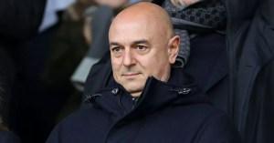 Tottenham's Daniel Levy's concerns were highlighted as Jose Mourinho hit back at Ole Gunnar Solskjaer
