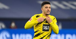 We 'signed' Jadon Sancho for Chelsea in the summer transfer window with great results