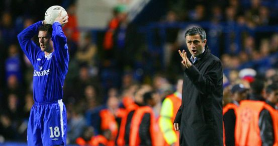A moment from Chelsea that summed up the problems of Tottenham's Jose Mourinho and led to his dismissal