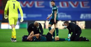 Four players that Burnley could have been without Arsenal as Sean Dyche brings injury updates