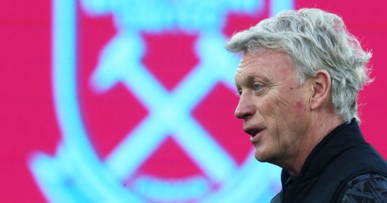 Every word David Moyes said about West Ham's 3-0 victory, a penalty for Declan Rice and Jesse Lingard