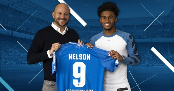 Image result for reiss nelson hoffenheim
