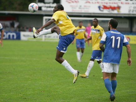 Staines boss Gayle wants belief after narrow Eastleigh defeat ...
