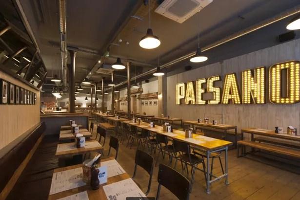 Paesano, sitio donde comer en  Glasgow