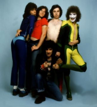 How The Sensational Alex Harvey Band conquered the birthplace of rock and  roll - Glasgow Live