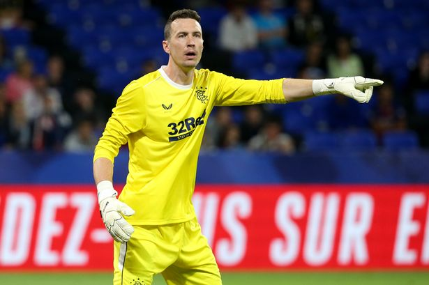 Jon McLaughlin's importance to Rangers and Scotland in focus as 'keeper  proves his worth - Glasgow Live