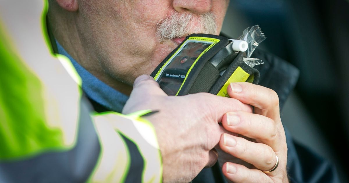 Nearly 100 people arrest for drinking while driving at Christmas in Gloucestershire with the rate hike
