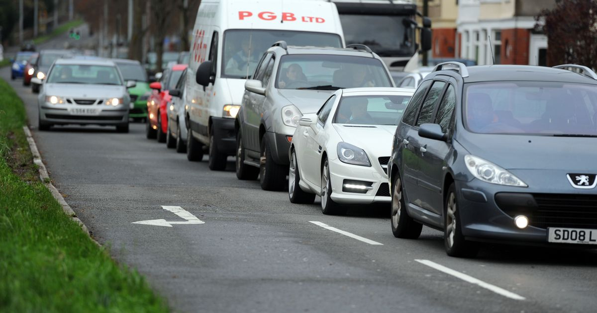 The M5 reopens after night closing, the latest on the A40 and A48 and on all roads in Gloucestershire