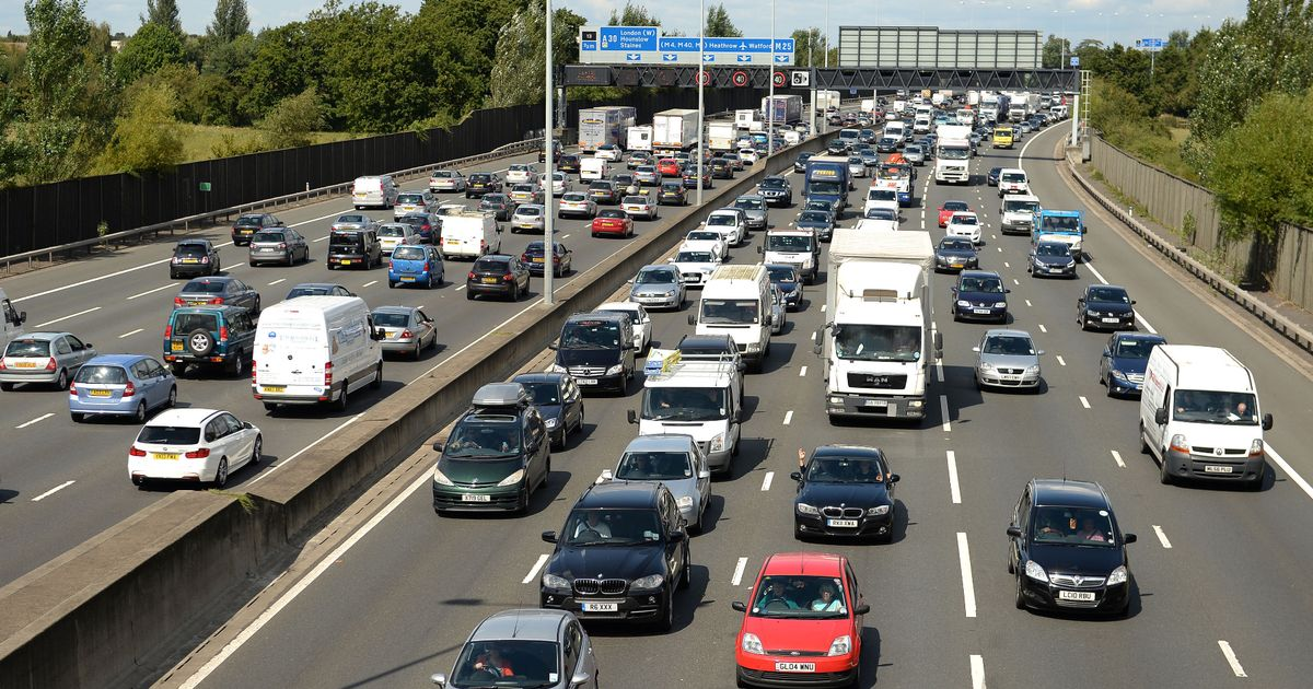 Updates such as multi-vehicle crashes cause delays on the A5