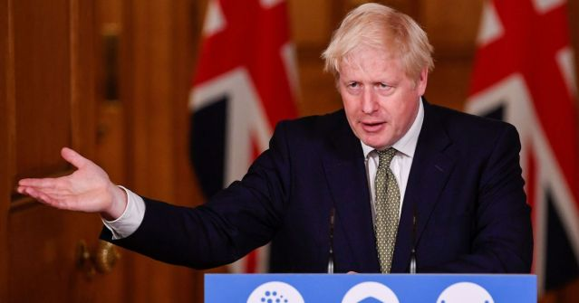 Boris Johnson press conference: Exact time PM will address the nation on  new Covid strain and rules - HertsLive