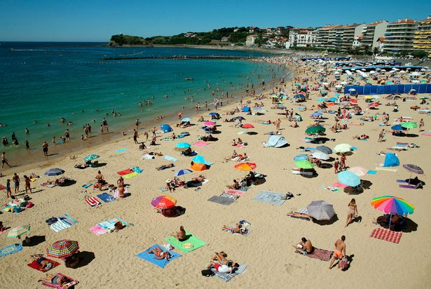 Rising infection rates lead to increased hospitalizations in Spain and France
