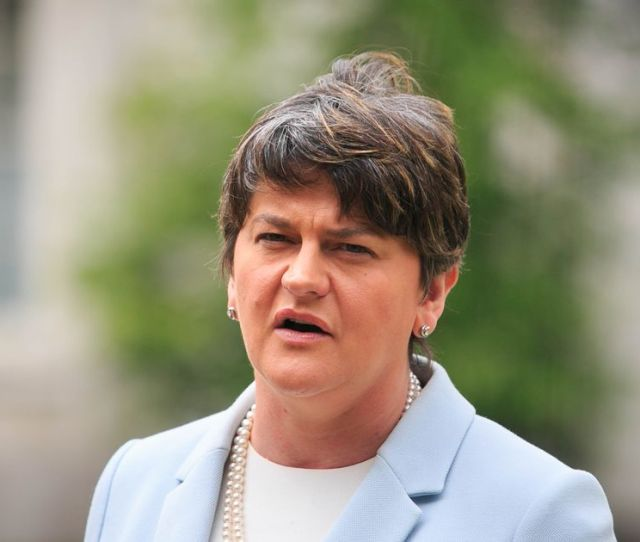 Northern Ireland Crisis Set To Drag On All Summer Sinn Fein Blames Deadlock With The Dup On Theresa May