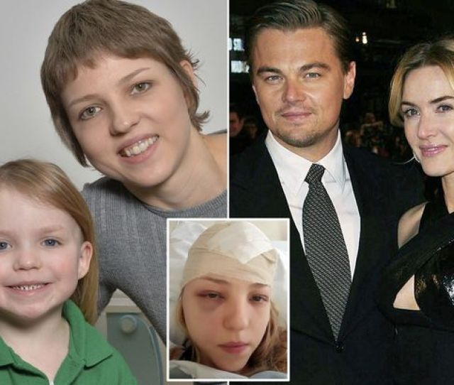 Ovarian Cancertitanic Pair Kate Winslet And Leonardo Dicaprio Save Cancer Mum Who Was Told To Go Home And Die By The Nhs