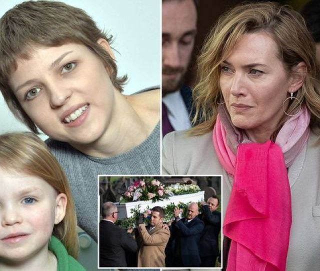 Kate Winsletkate Winslets Emotional Visits To The Bedside Of Young Mum In Her Final Days Battling Cancer