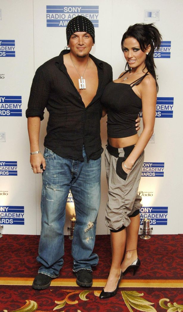 The Shock Of Katie Price And Peter Andre As The Song Of Princess Stars Her Fr24 News English