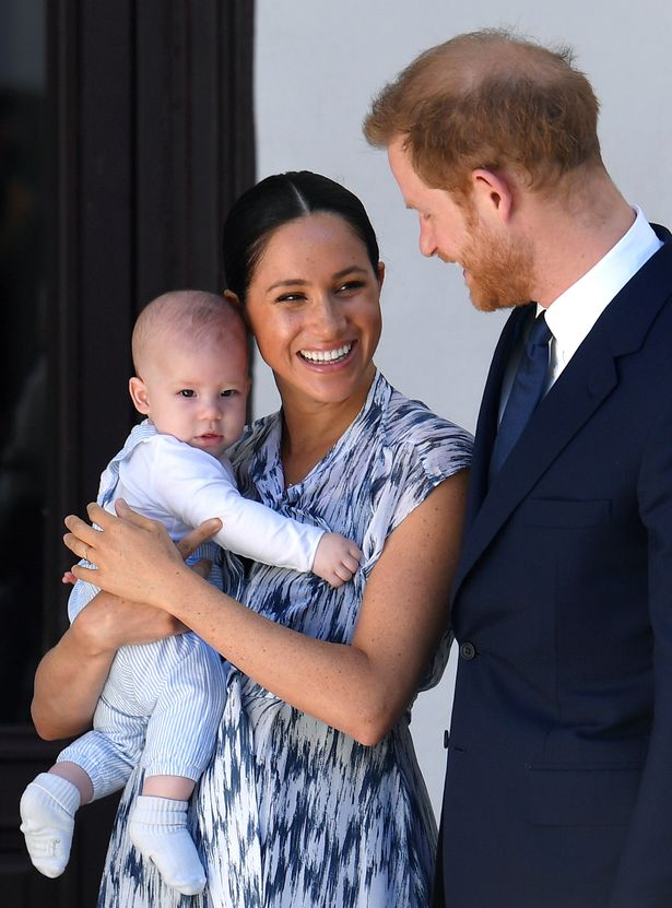 The three members of the royal family were killed in Los Angeles