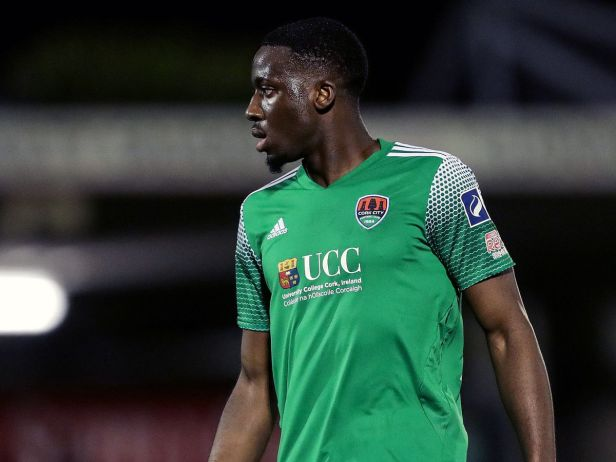 Cork City extend Joseph Olowu loan for rest of the season - Irish ...