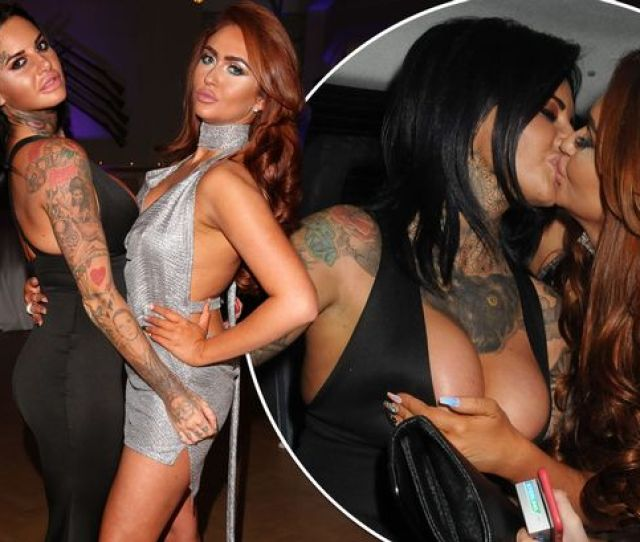 Jemma Lucy Confirms Lesbian Romance With Charlotte Dawsonthe Reality Star Babes Have Made Their Relationship Official
