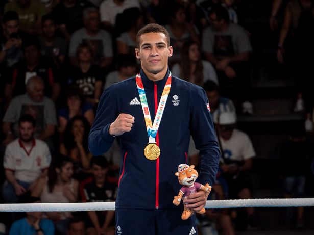 Fashion designer, Olympic champion and Medway school head boy - and he's  only 17 - Kent Live