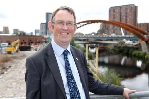 MP Paul Maynard