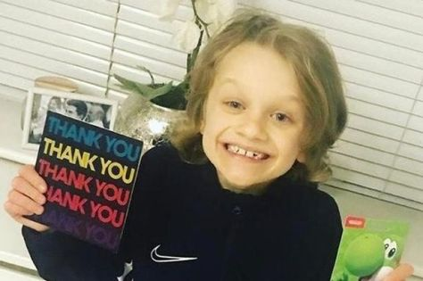 Jordan Banks did a lot to keep smiles on the faces of police officers during lockdown