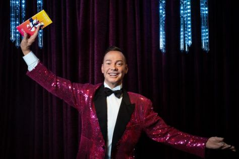Craig Revel Horwood will be embarking on his first solo tour