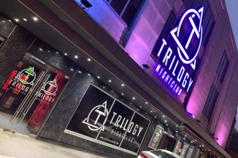 Trilogy night club will open up in two phases - seating only in May then launch in June