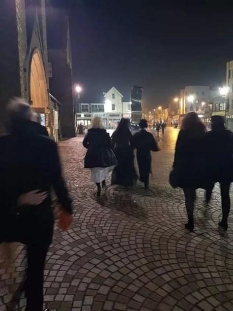 Supernatural Events ghost walks