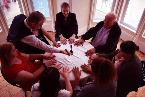 Supernatural Events spooky seance