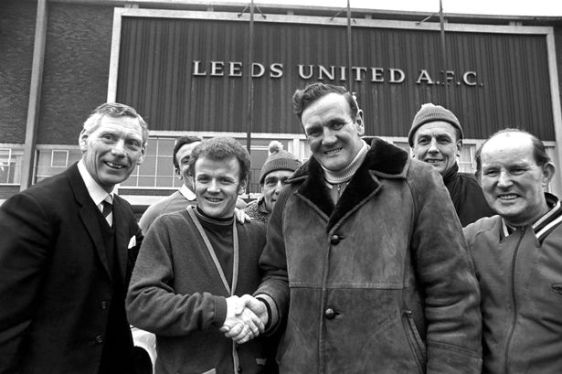A piece of Don Revie's Leeds United history discovered and aired ...