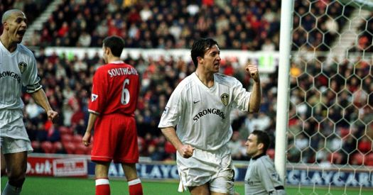 Former Leeds United striker Robbie Fowler named as early ...