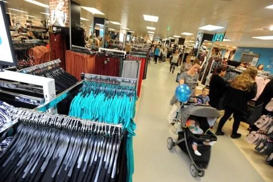 shopping, primark, retail