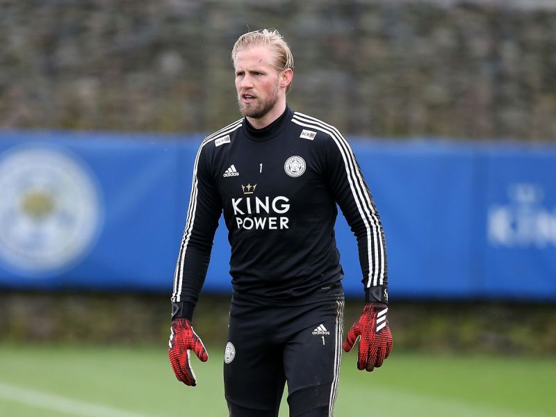 We're trying' – Kasper Schmeichel lifts lid on life in Leicester City camp  amid coronavirus fears - Leicestershire Live