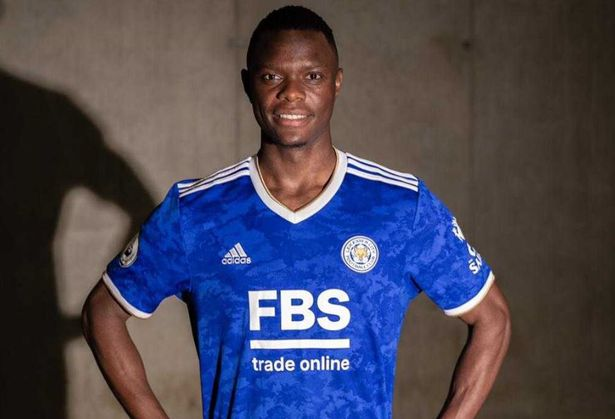Patson Daka has signed for Leicester City