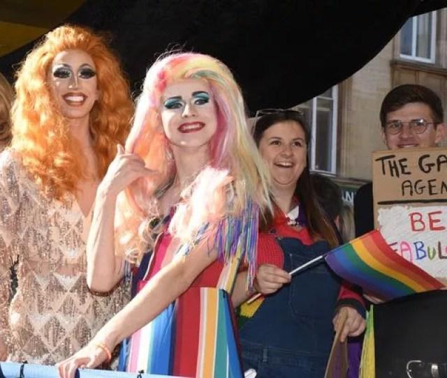 Lincoln Pride 2018 Image Anna Draper