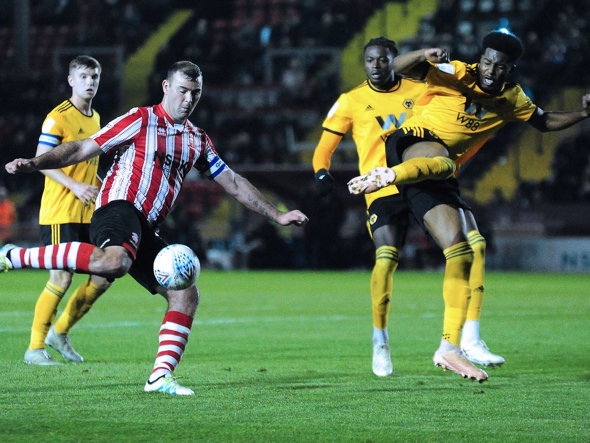 Lincoln City v Wolverhampton Wanderers U21s recap and reaction -  Lincolnshire Live