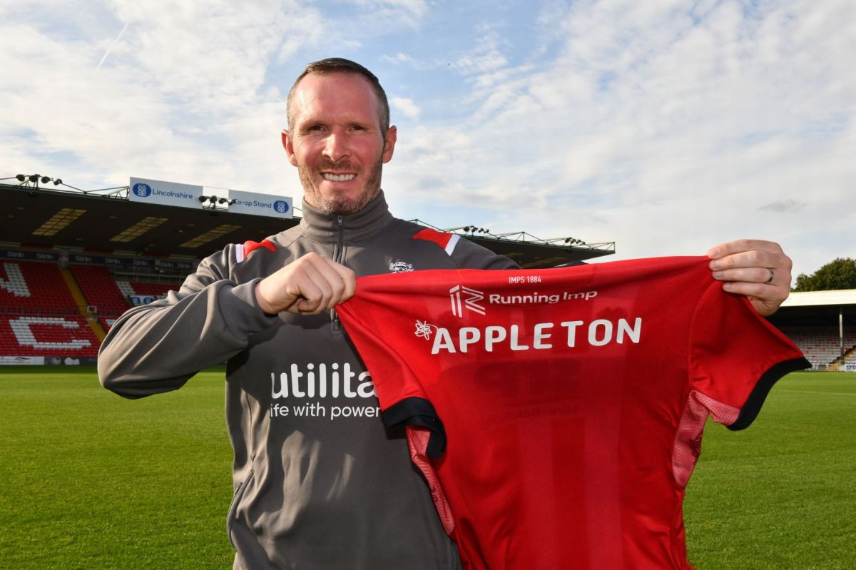 Image result for michael appleton lincoln city