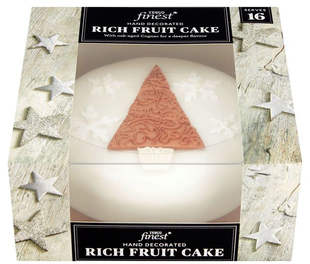 Which Supermarket Has The Best Christmas Cake We Tried