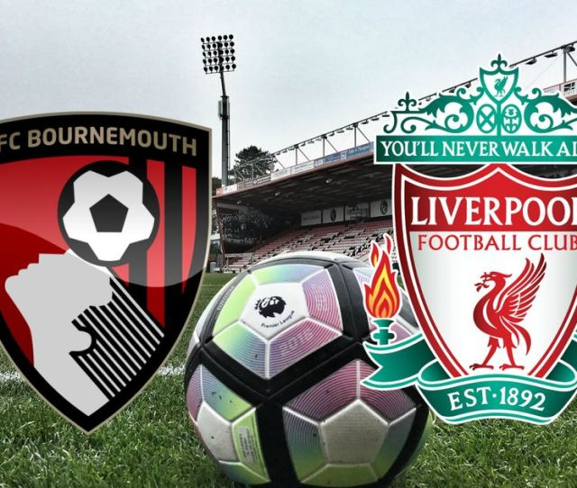 Bournemouth Vs Liverpool As It Happened Re Live The Drama At The