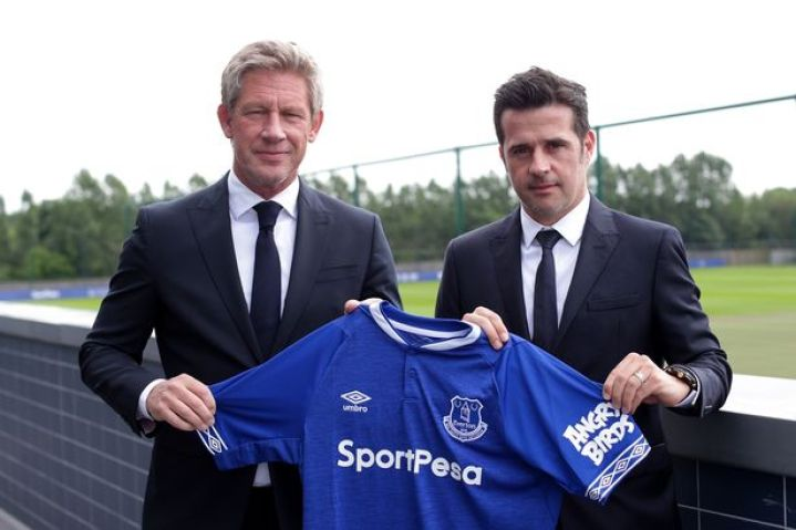 Image result for marco silva and marcel brands