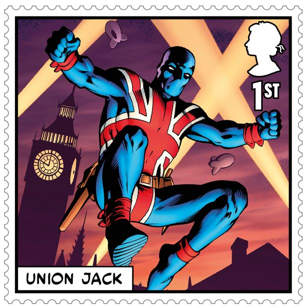 Royal Mail Releases Collection Of Marvel Stamps To Celebrate 80th Anniversary Liverpool Echo