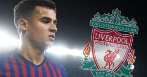 Philippe Coutinho 'on sale' while Barcelona demanded a price for the former Liverpool star