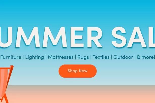 the best deals from the wayfair summer