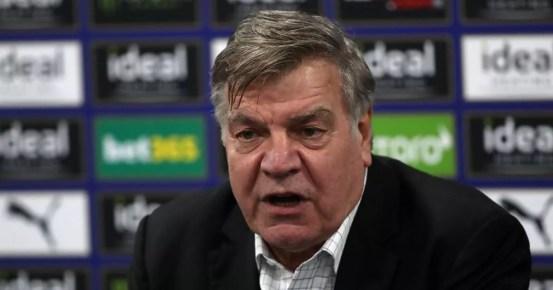 Allardyce himself allows Liverpool a reception and sends a message to Jurgen Klopp