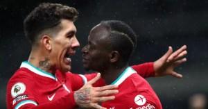 'To be honest' – Sadio Mane responds to Robert Firmin's criticism of Liverpool