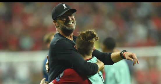 Liverpool have already solved one transfer dilemma thanks to the 'special talent' that Jurgen Klopp loves