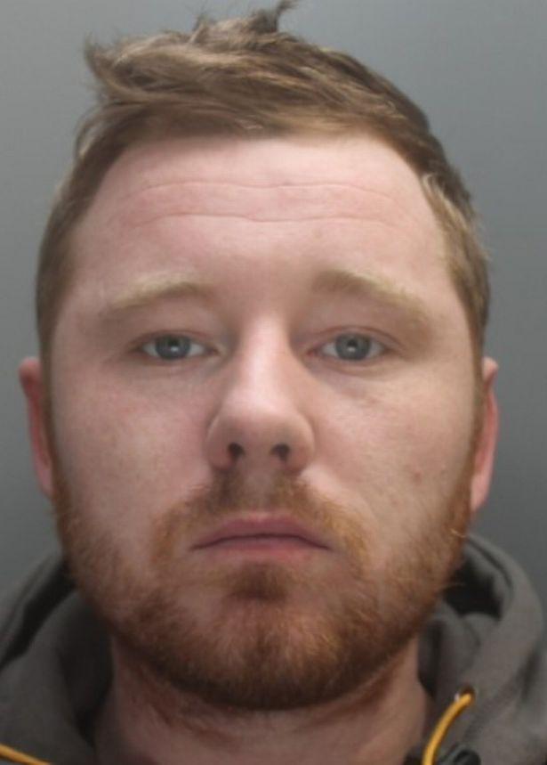 Jack Pritchard, 29, of Mavis Drive, Coppull, Lancashire.