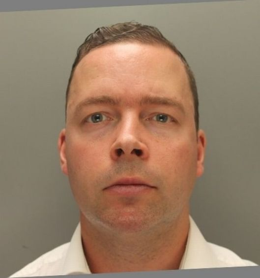 Gregory Witham, 39, formerly of Walton but now of Manor Road, Blackpool